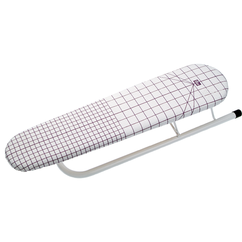 Narrow Ironing board for sleeves and children's clothes