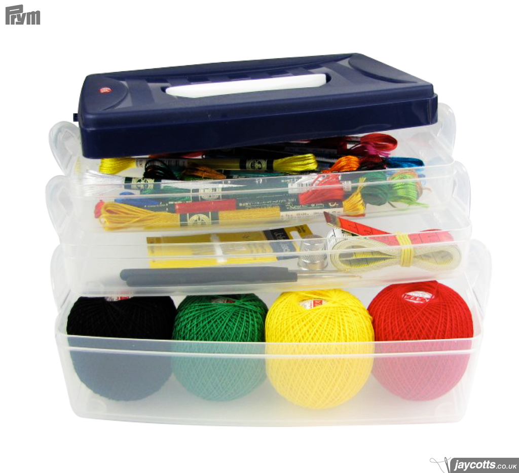 Prym storage tray Supplement To Click Box