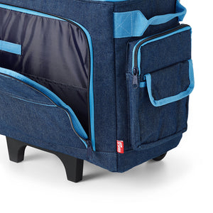 Prym Sewing Machine Trolley | Denim