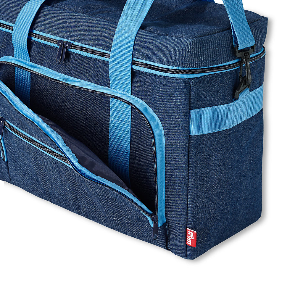 Prym Sewing Machine Case | Denim from Jaycotts Sewing Supplies
