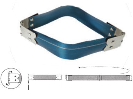 FLEX FRAME BAG CLOSURE