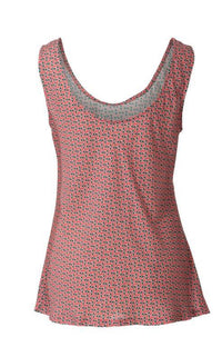 Burda Pattern 6231  Top with Rounded Neckline –  Singe or Double Layer