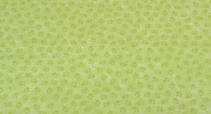 Benartex-Dog On It 100% Cotton Fabric |  Paw Prints Light Green from Jaycotts Sewing Supplies