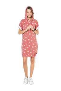 BD6310 Misses' shirt dress sewing pattern