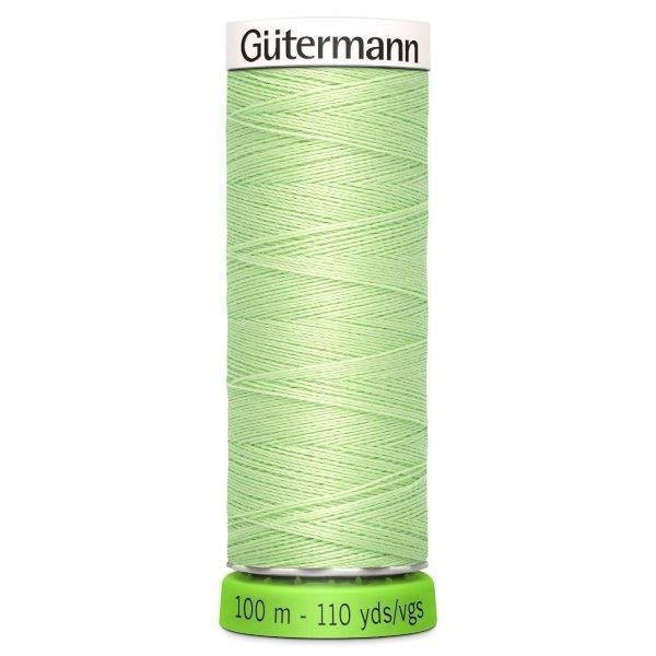 Gutermann Recycled Thread | 100m | Colour 152 Light Green