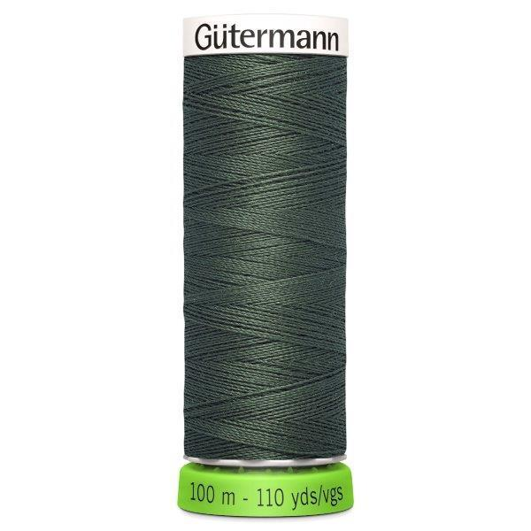 Gutermann Recycled Thread | 100m | Colour 269 Dark Olive