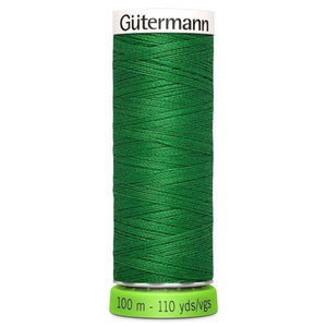 Gutermann Recycled Thread | 100m | Colour 396 Mid Green
