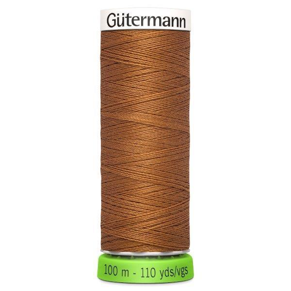 Gutermann Recycled Thread | 100m | Colour 448 Copper