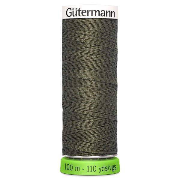 Gutermann Recycled Thread | 100m | Colour 676 Sage