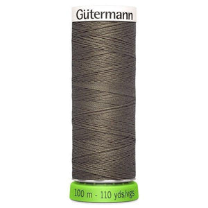 Gutermann Recycled Thread | 100m | Colour 727 Taupe