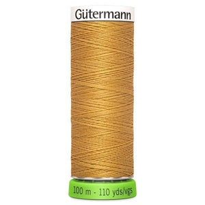 Gutermann Recycled Thread | 100m | Colour 968 Gold
