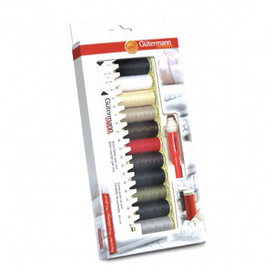 Gutermann Sewing Kit | Thread Set