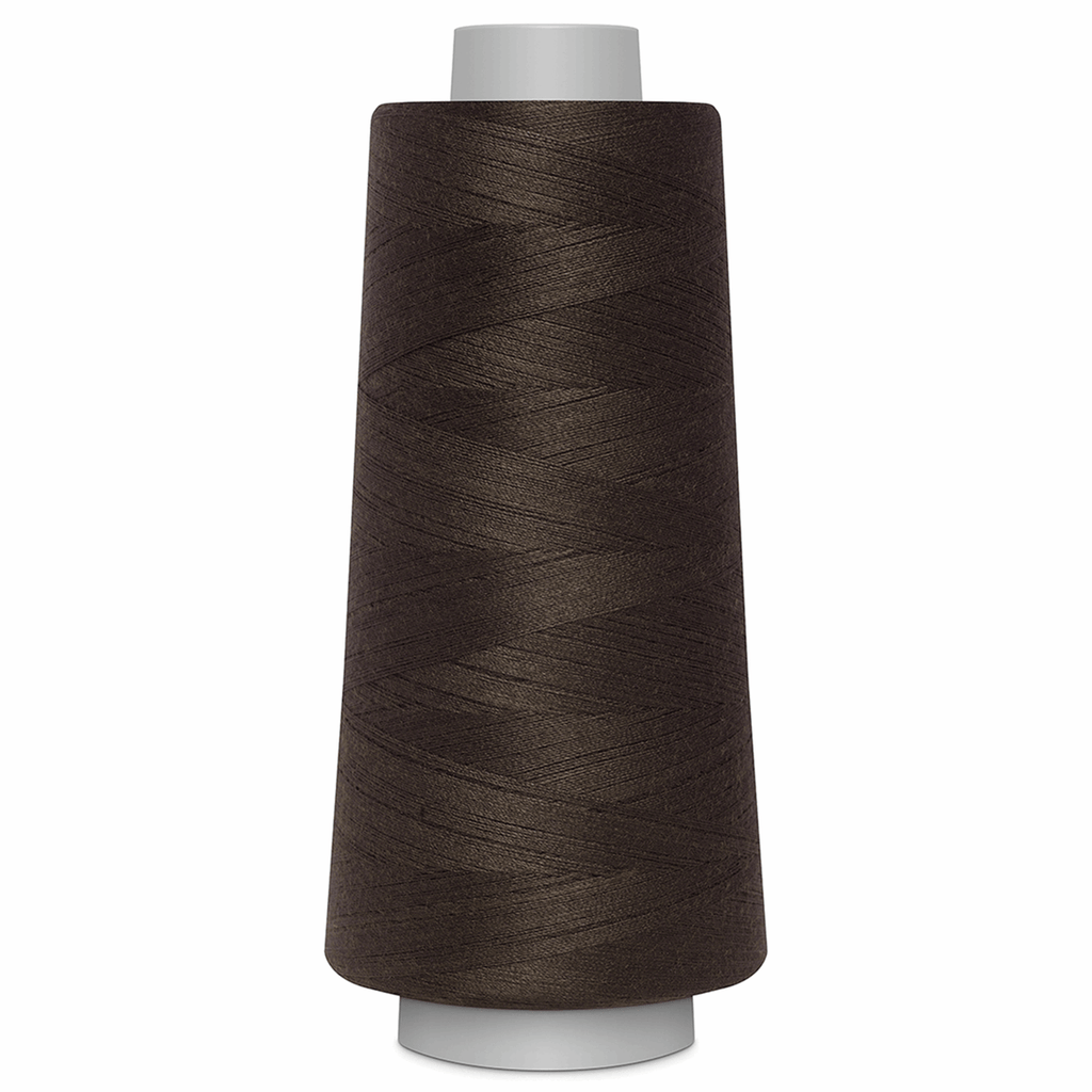 Gutermann TOLDI-LOCK Overlock Thread - Brown | 2500m from Jaycotts Sewing Supplies