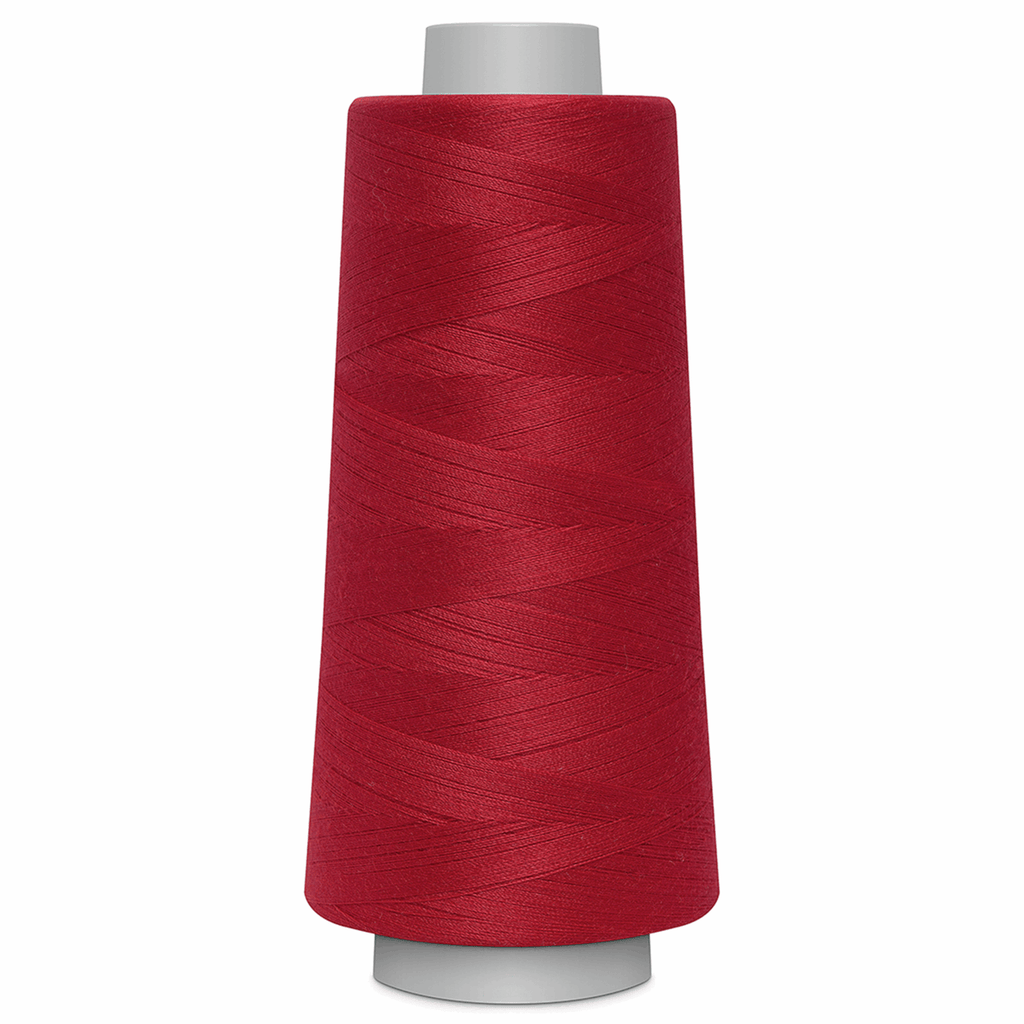 Gütermann TOLDI-LOCK Overlock Thread - Red | 2500m from Jaycotts Sewing Supplies
