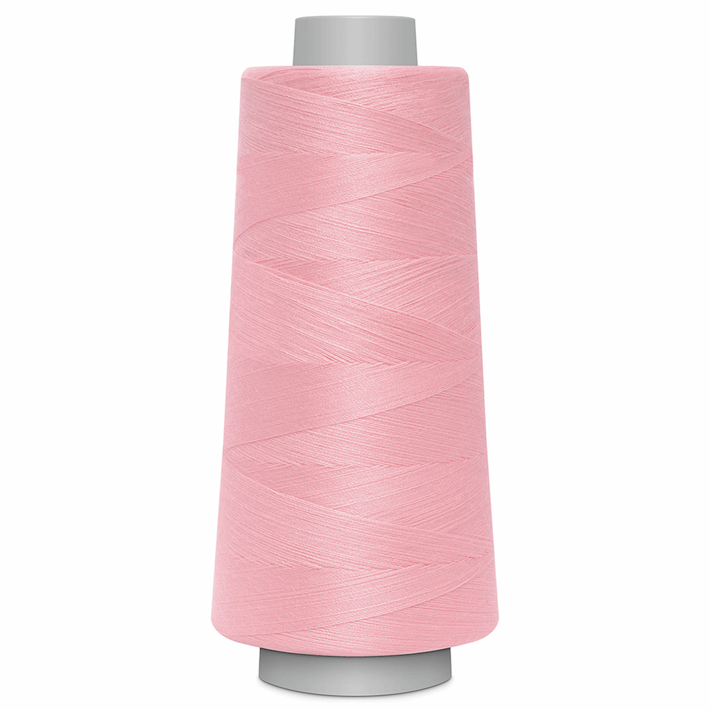 TOLDI-LOCK Overlock Thread - Pink | 2500m from Jaycotts Sewing Supplies