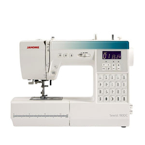 Janome Sewist 780DC sewing machine