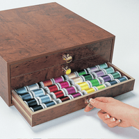 Madeira Embroidery Thread - Treasure Chest from Jaycotts Sewing Supplies