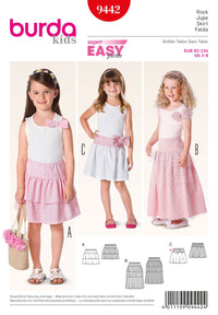 BD9442 Child Skirts | Easy