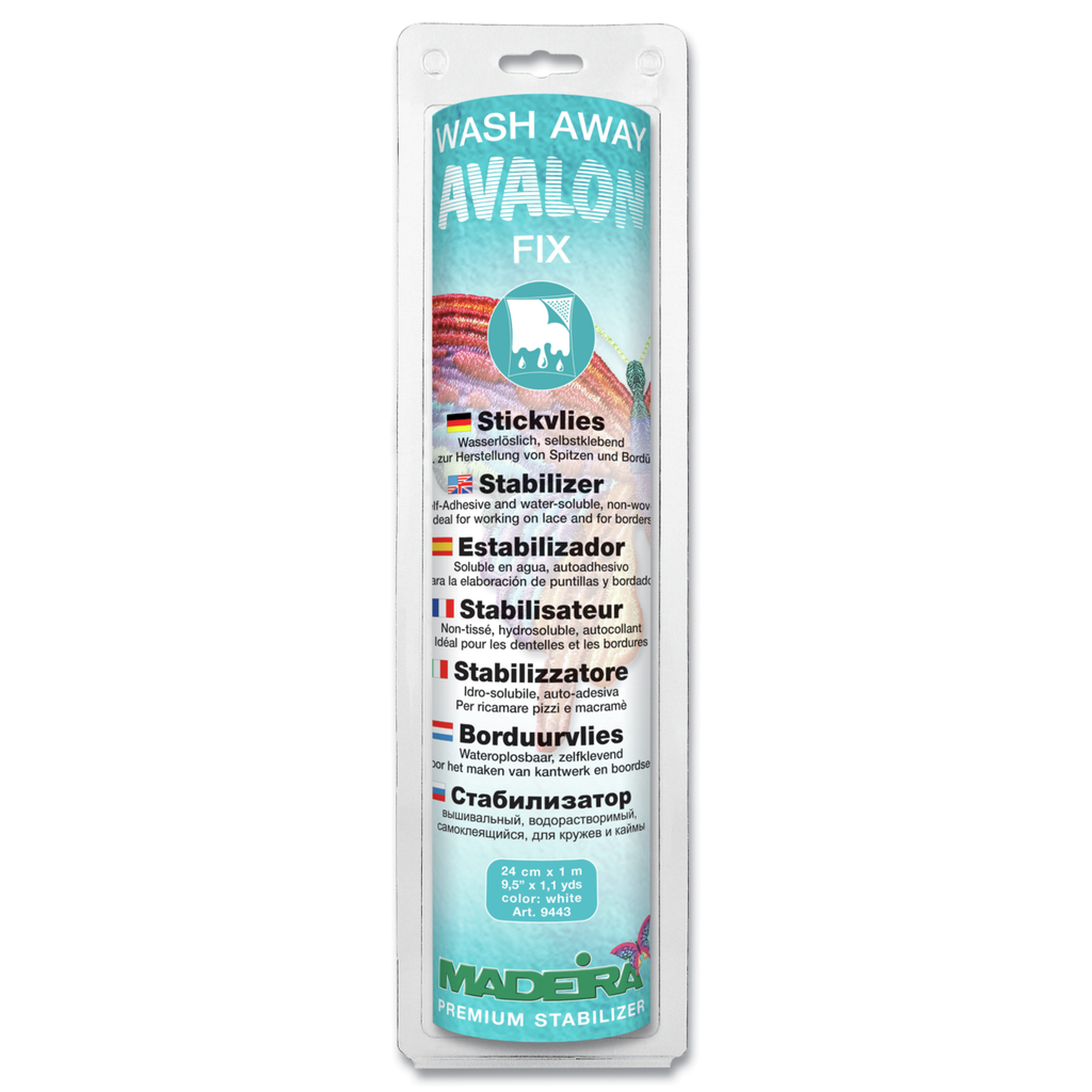Madeira Stabilizer | Avalon Fix | 10m from Jaycotts Sewing Supplies