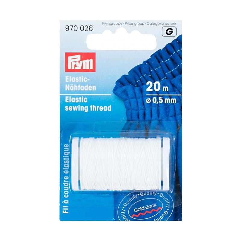 Prym Shirring Elastic from Jaycotts Sewing Supplies
