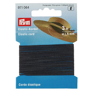 PRYM Elastic Cord | 3M Pack from Jaycotts Sewing Supplies