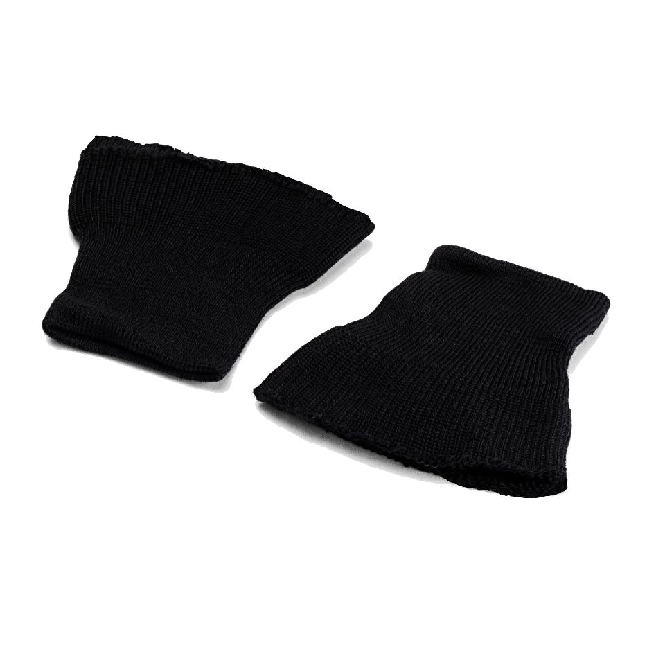 ribbed cuffing for hoodies and sweatshirts - pack of 2