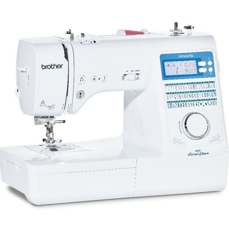 Brother Innov-is A60 SE sewing machine from Jaycotts Sewing Supplies