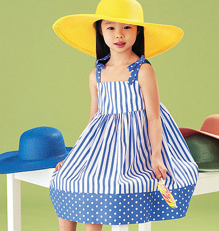 Butterick Sewing Pattern B3477 for children