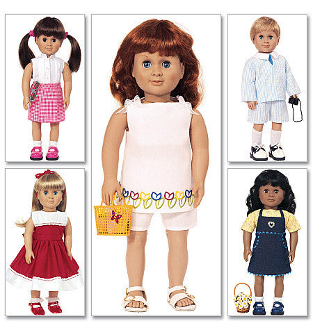 "B3491 18"" (46cm) Doll Clothes"