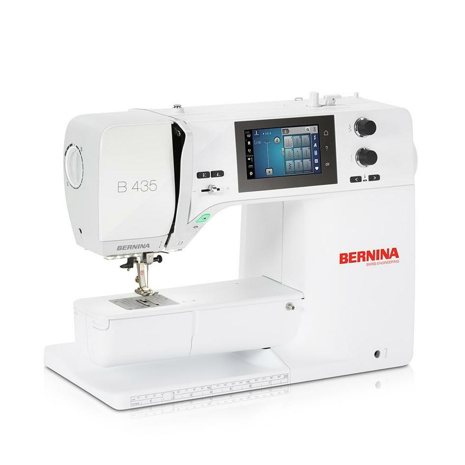 Bernina 435 sewing machine from Jaycotts Sewing Supplies