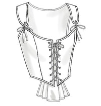 B4669 Misses' Historical Corsets from Jaycotts Sewing Supplies