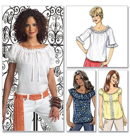 Butterick Sewing Pattern B4685