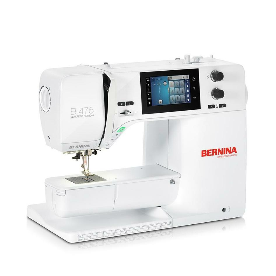 Bernina B475 QE sewing machine from Jaycotts Sewing Supplies