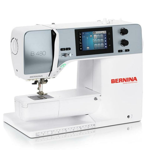 Bernina 480 sewing machine - save £200!