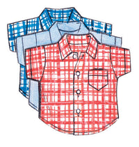 B5510 Infants' Shirt, T-Shirt, Pants & Hat