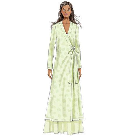 B5963 Misses' Sleepwear Set | Easy