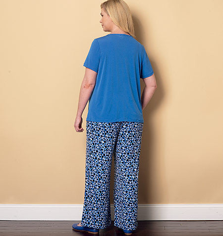 B6262 Misses'/Women's Loungewear