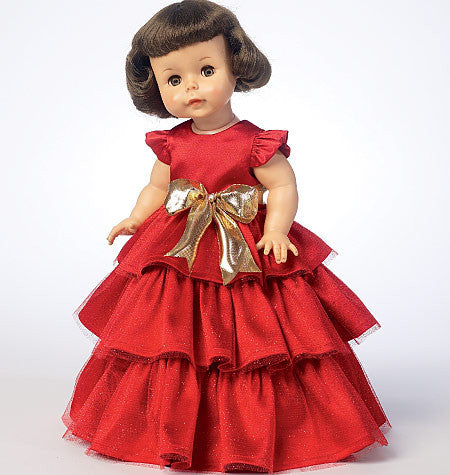 "B6265 18"" Doll Clothes"