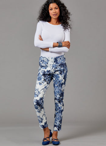 B6565 Leggings / Pants pattern