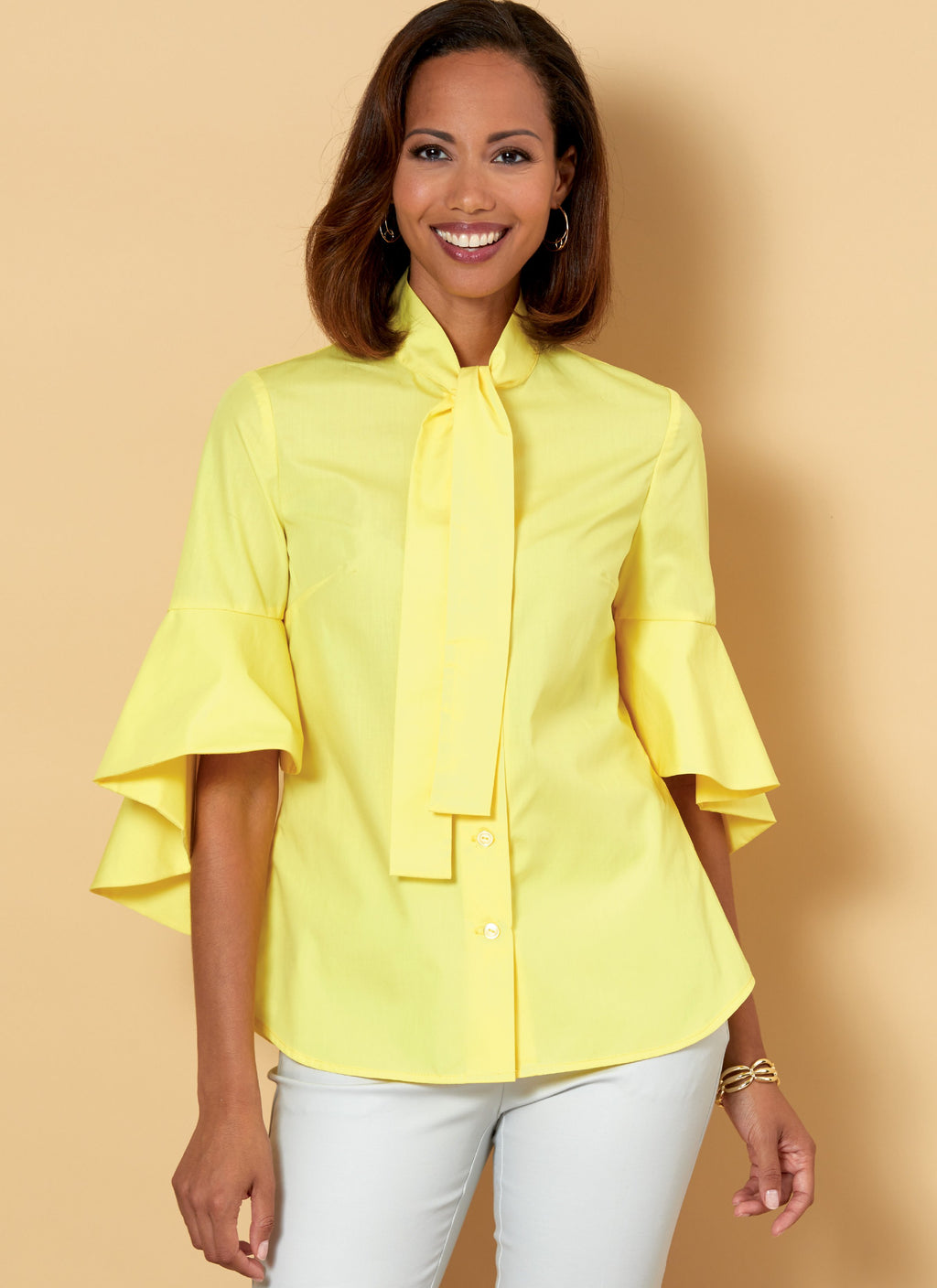 Butterick B6665 Top Sewing Pattern
