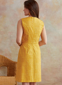Butterick B6676 Misses' Dress | Easy from Jaycotts Sewing Supplies