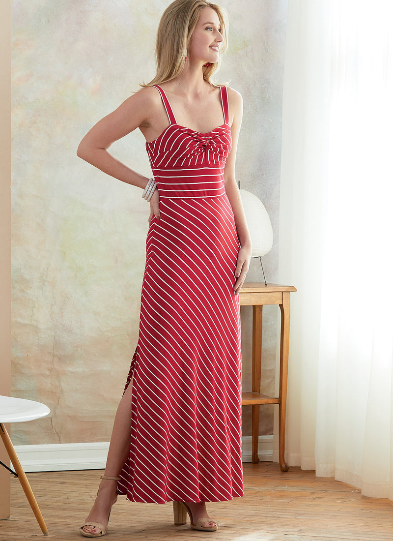 Butterick B6679 Misses' Dress Pattern | Easy