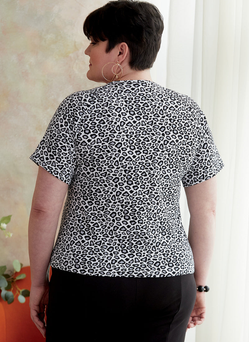 Butterick B6690 Misses'/Woman Top Pattern