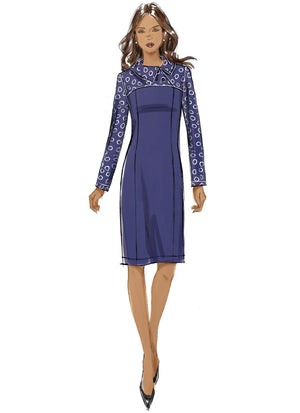 Butterick Sewing Pattern 6707 Misses / Women's Dress