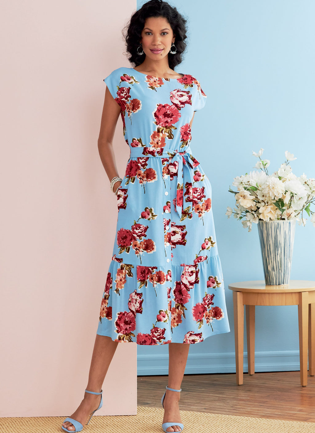 Butterick Sewing Pattern 6722 Misses' Dresses