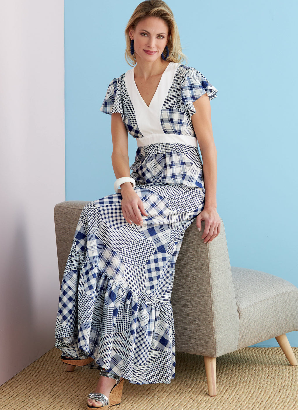 Butterick Sewing Pattern 6728 Misses' Dresses