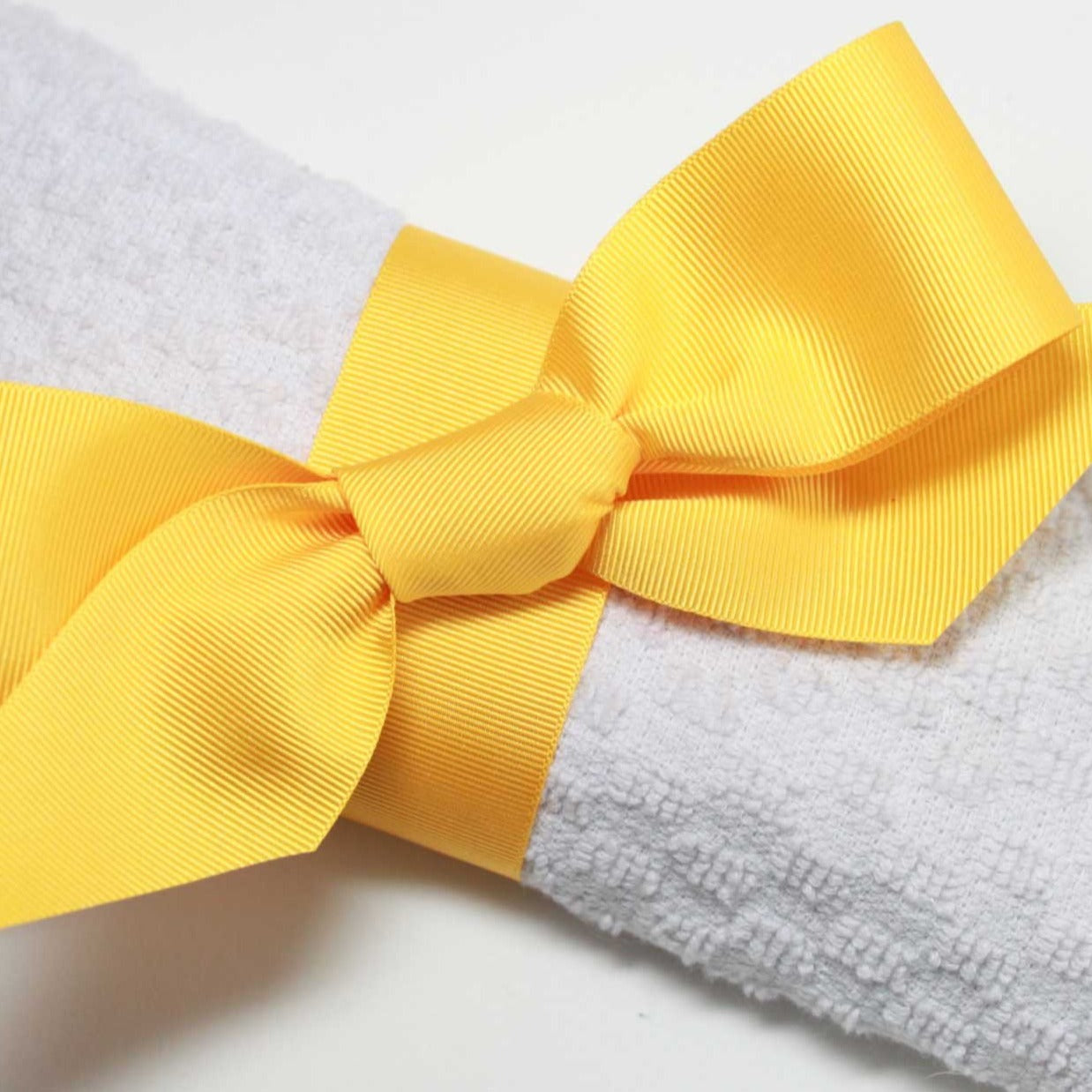 Berisfords Grosgrain Ribbon - Yellow
