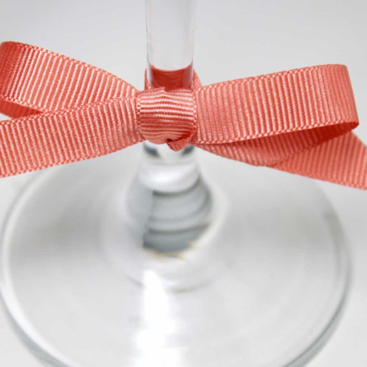 Berisfords Grosgrain Ribbon - Coral