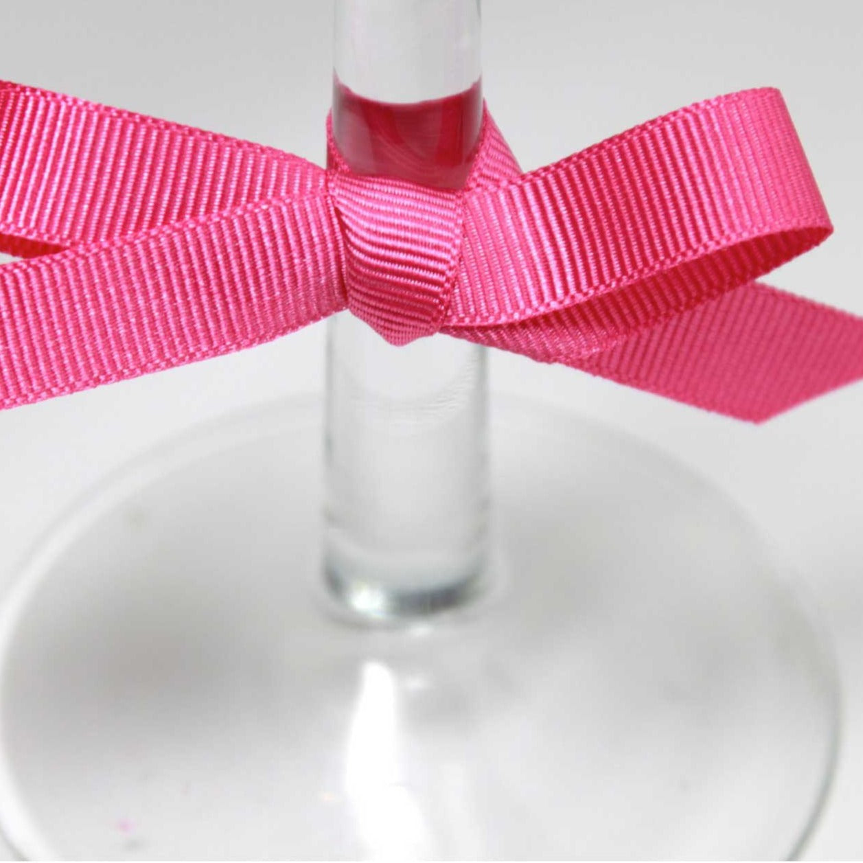 Berisfords Grosgrain Ribbon - Shocking Pink