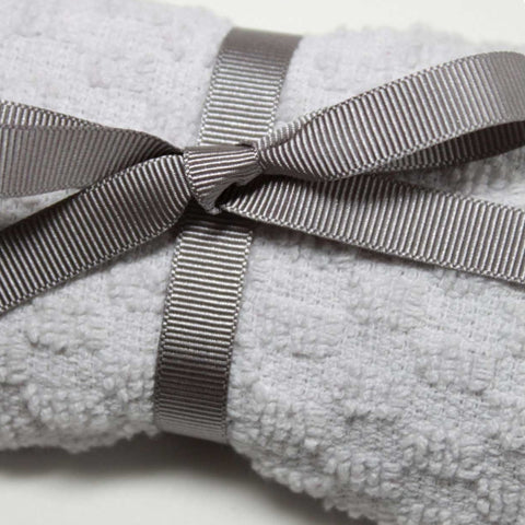 Berisfords Grosgrain Ribbon - Grey